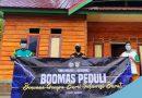 """Kegiatan Bakti Sosial """"BOOMAS PEDULI"""" untuk Bencana Alam di Sulawesi Barat"""