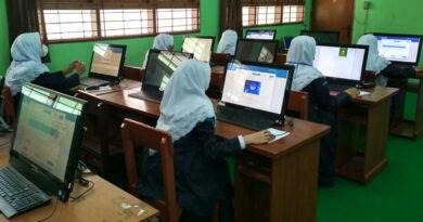 Asesmen Nasional Berbasis Komputer (ANBK) untuk mengukur kualitas sekolah